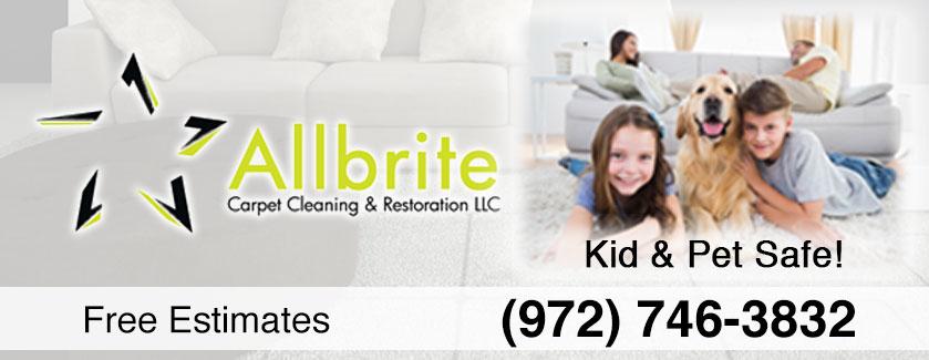Allbrite Carpet Cleaning & Restoration